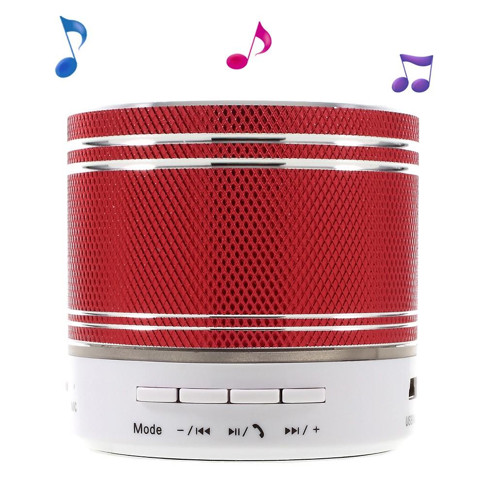Image of Universal Bluetooth Højtaler - Rød