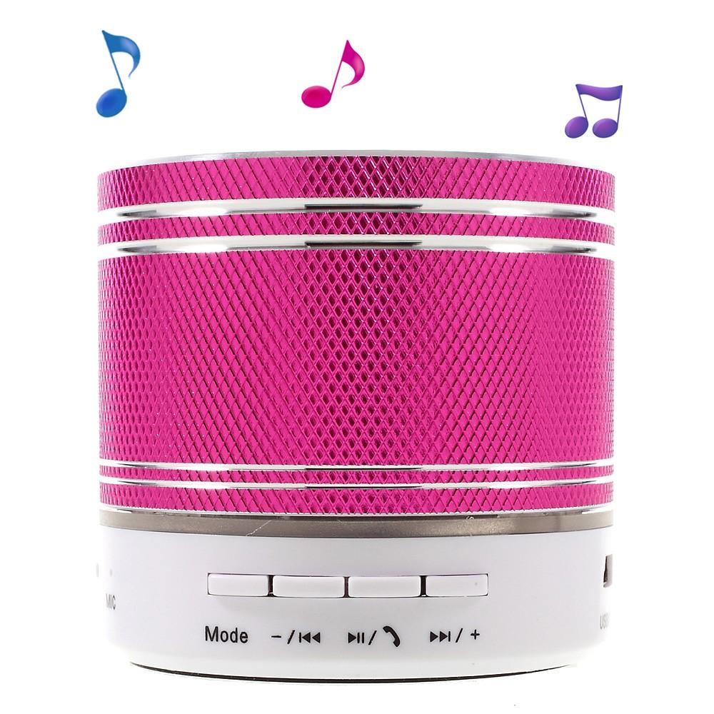 Image of Universal Bluetooth Højtaler - Rosa
