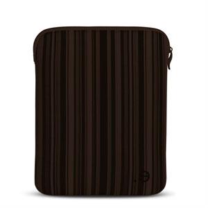 Image of   be.ez LA robe Allure Moka til alle Apple iPads - brun stribet