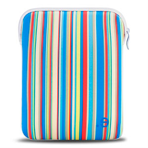 Image of   be.ez LA robe Allure Estival til alle Apple iPads - stribet