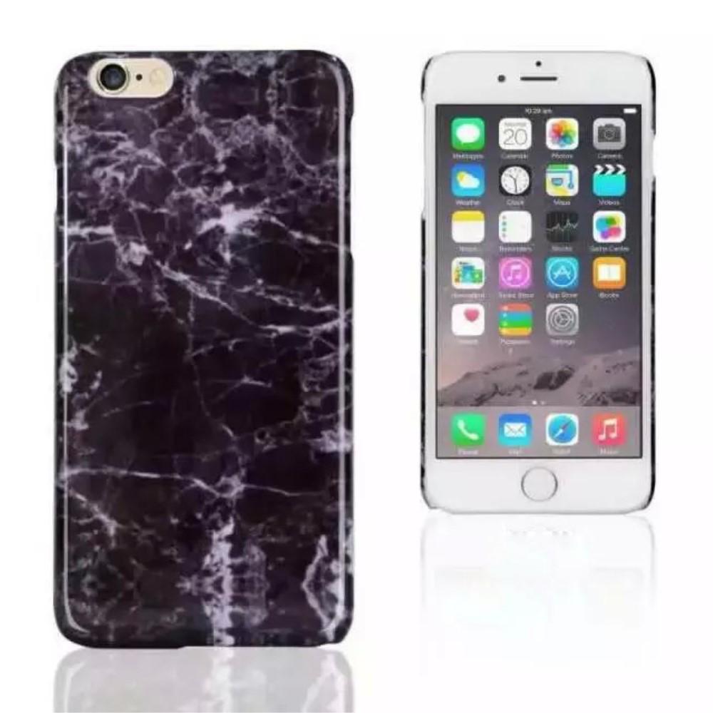 Image of Apple iPhone 6 Plus/6s Plus InCover Marmor Plastik Cover - Lilla