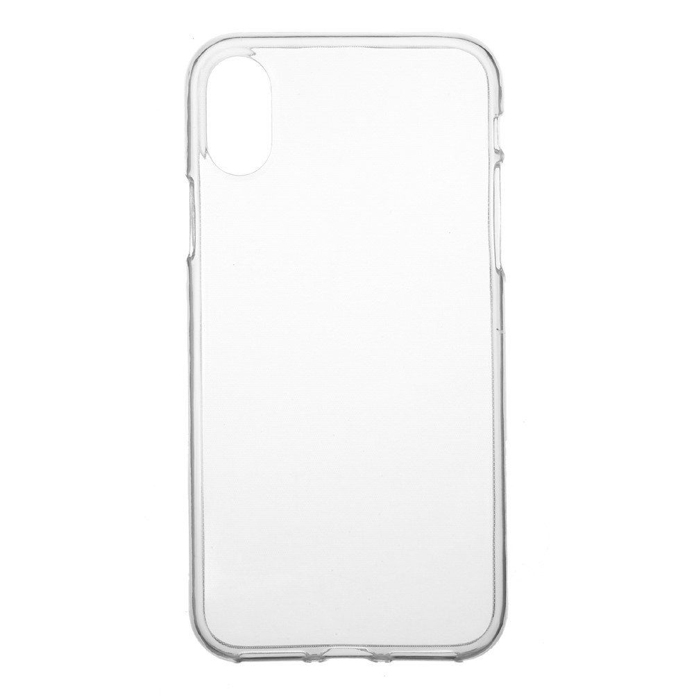 Image of   Apple iPhone X InCover TPU Cover - Gennemsigtig