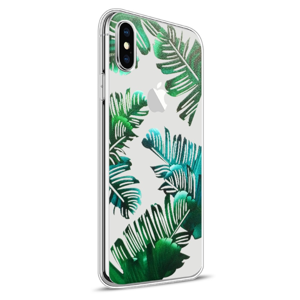 Image of   Apple iPhone X Design TPU Cover - Blade
