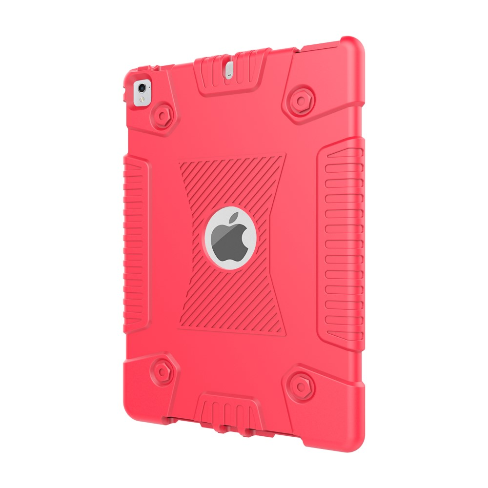 Image of   Apple iPad 9.7 2017/2018 Heavy Duty Cover - Rød