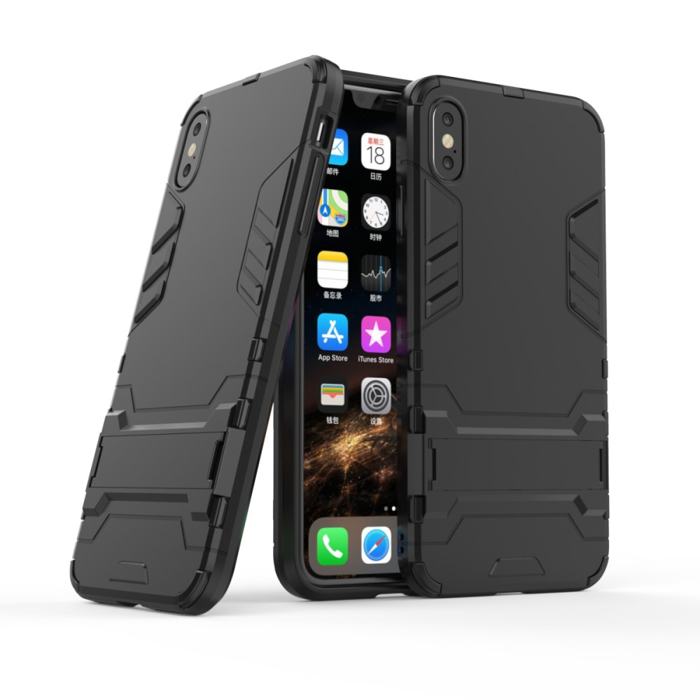Apple iPhone XS Max Covers i TPU/Plastik/Silikone