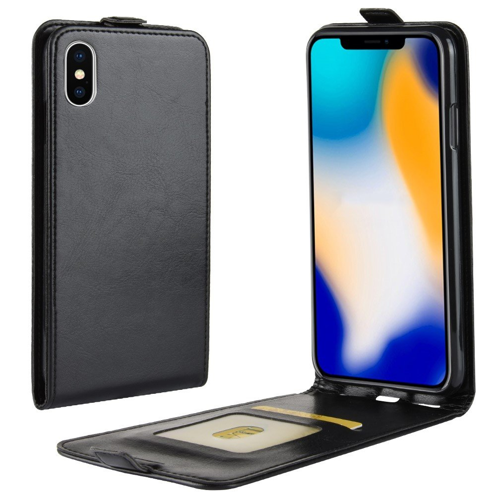 Apple iPhone XS Max Covers i Læder