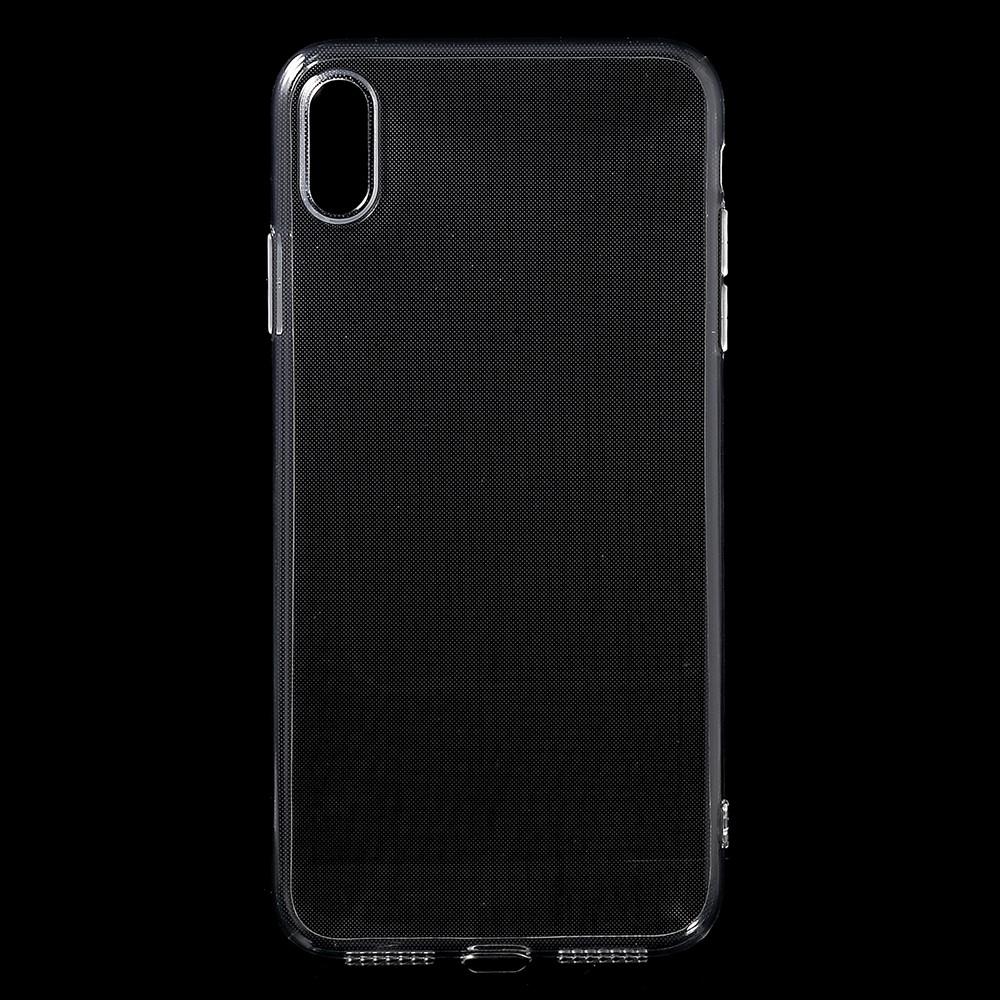Apple iPhone Xs Max TPU Cover - Gennemsigtig