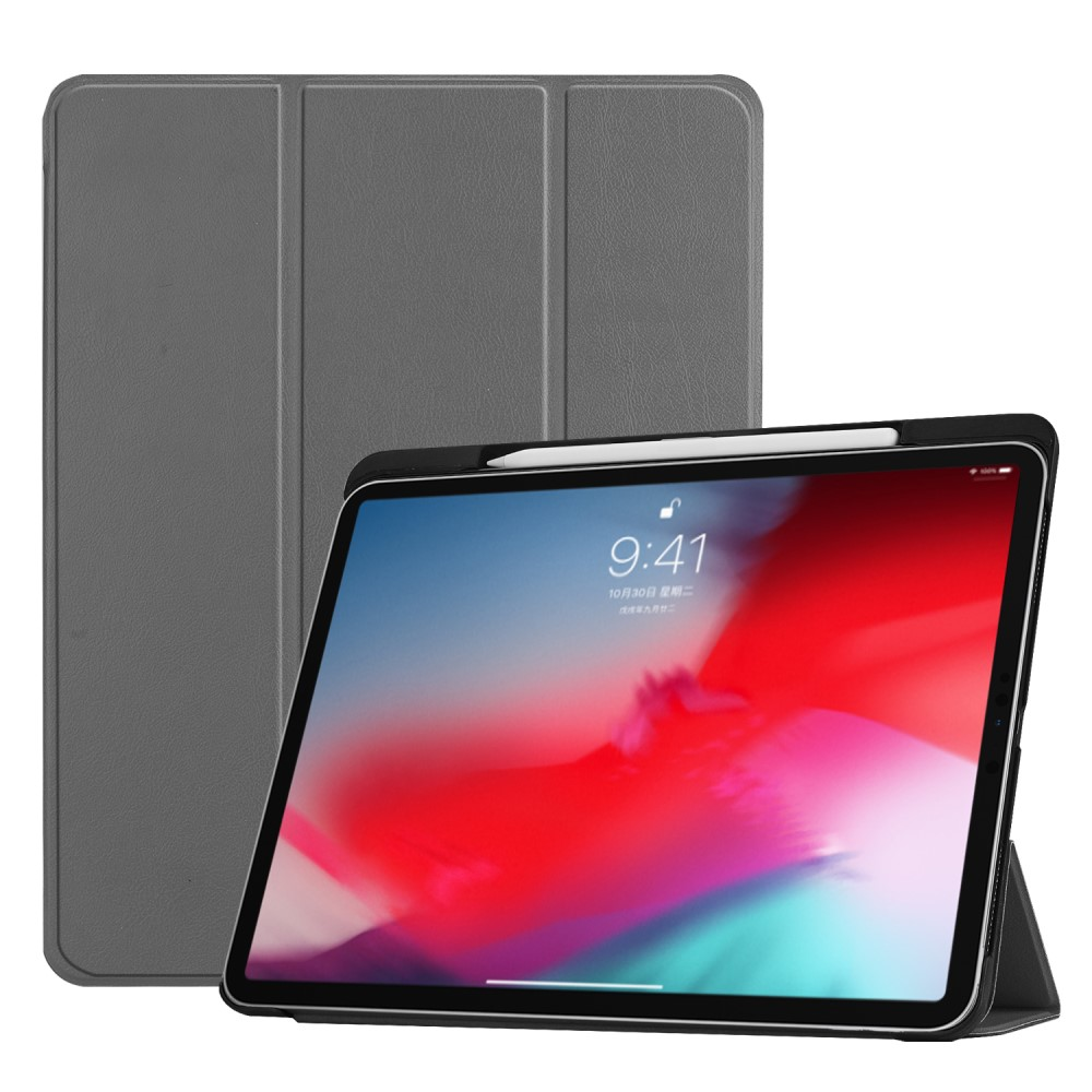 Image of   Apple iPad Pro 11 2018 Kickstand Cover - Grå