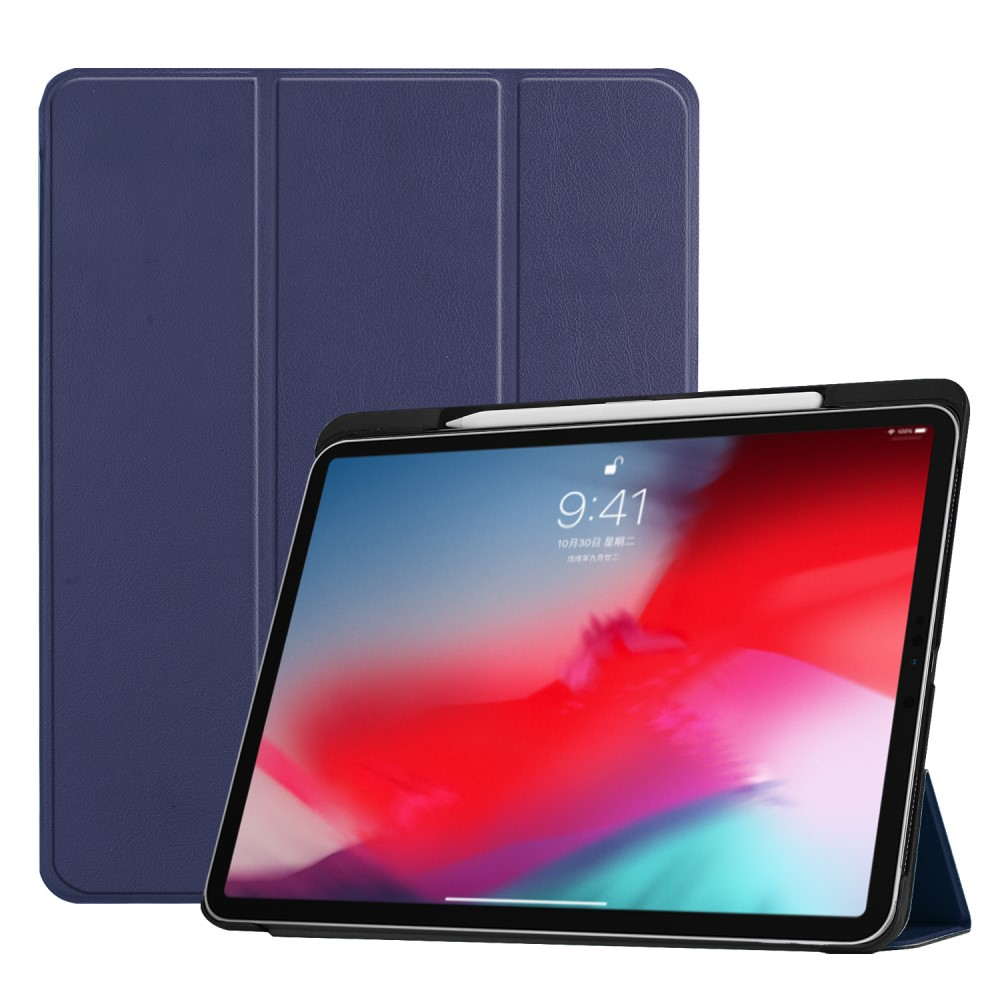 Image of   Apple iPad Pro 11 2018 Kickstand Cover - Blå