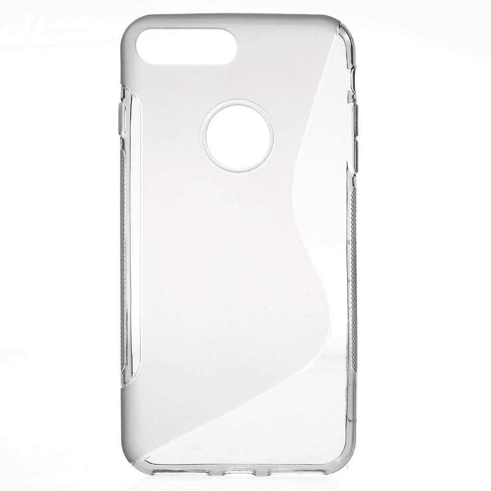 Billede af Apple iPhone 7/8 Plus InCover TPU S shape Cover - Grå