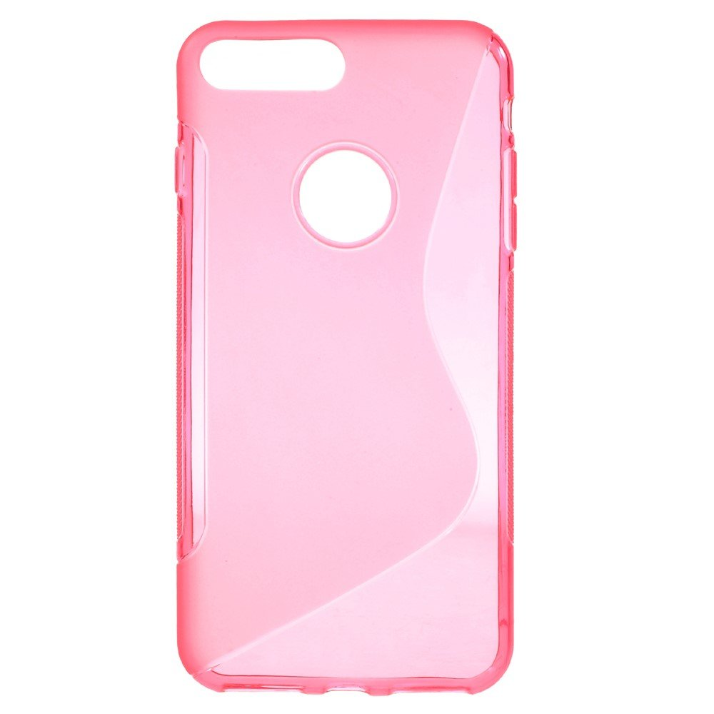 Billede af Apple iPhone 7/8 Plus InCover TPU S shape Cover - Rosa