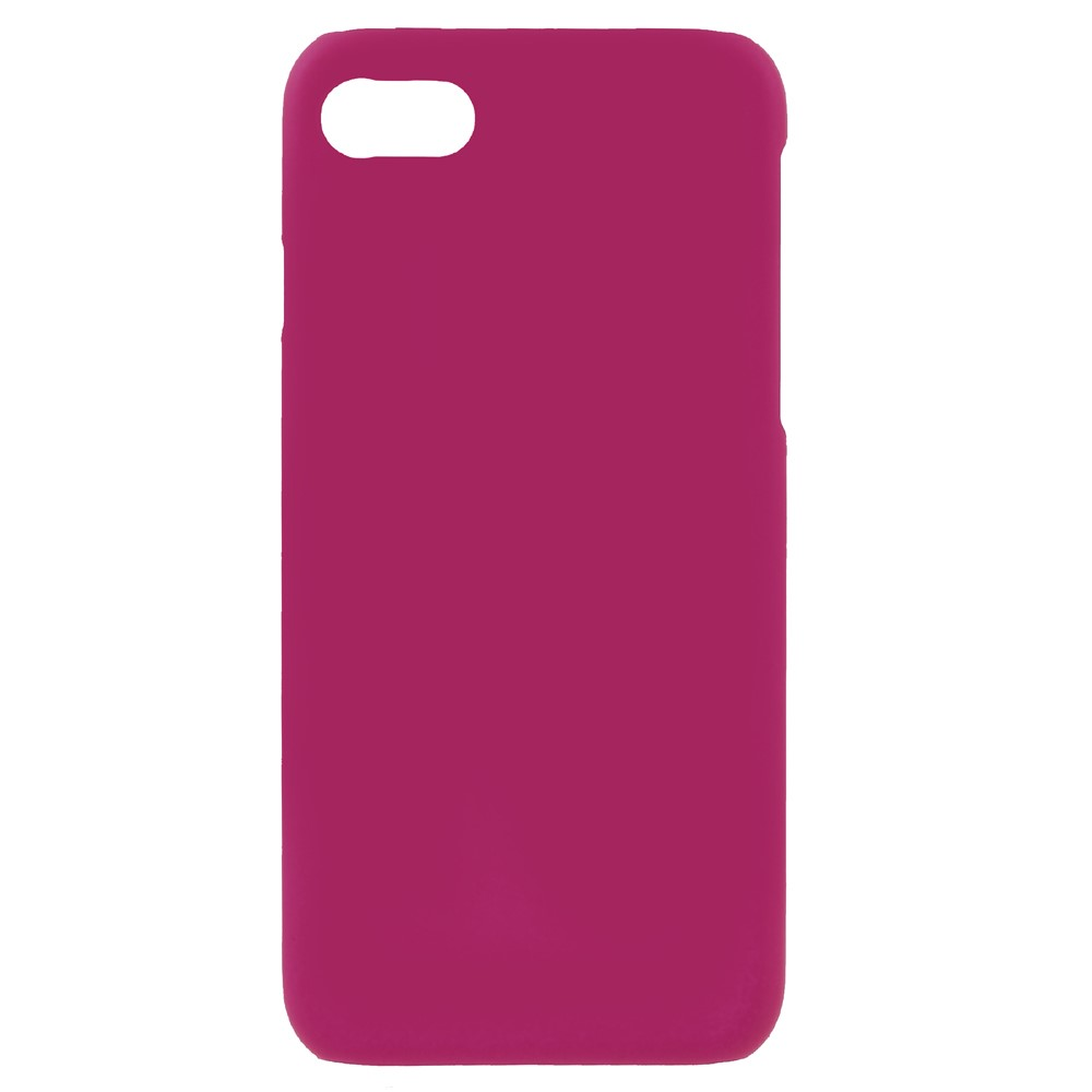 Image of   Apple iPhone 7/8 InCover Mat Plastik Cover - Rosa