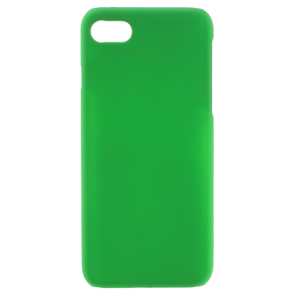 Image of   Apple iPhone 7/8 InCover Mat Plastik Cover - Grøn