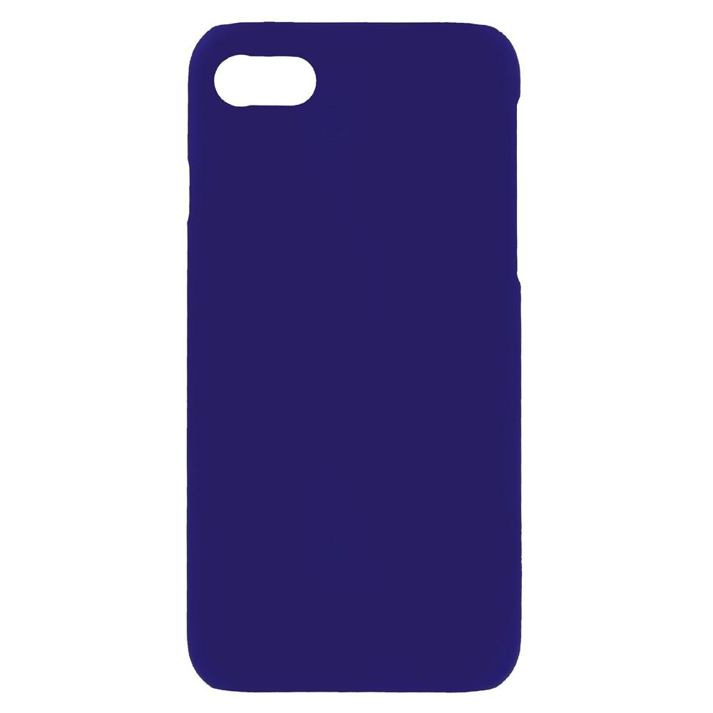 Billede af Apple iPhone 7/8 InCover Mat Plastik Cover - Mørk blå