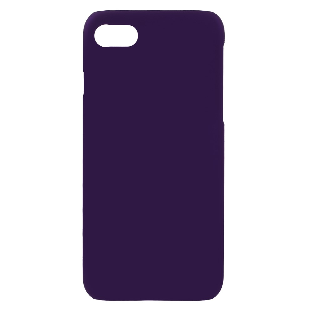 Image of   Apple iPhone 7/8 InCover Mat Plastik Cover - Lilla