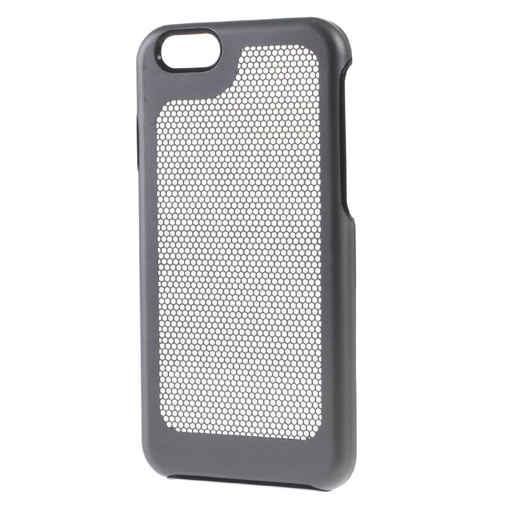 Image of   Apple iPhone 7/8 Plastik Udluftnings Cover - Grå