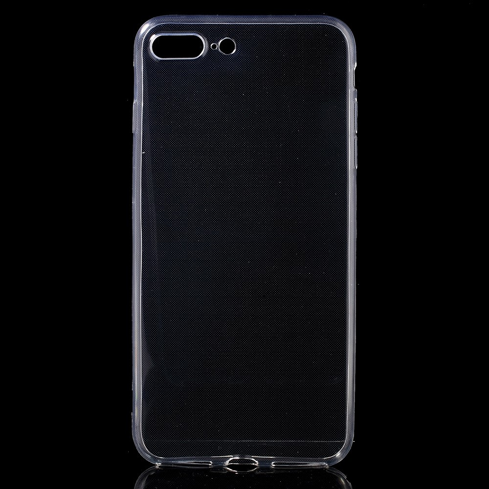 Image of   Apple iPhone 7/8 Plus InCover TPU Cover - Gennemsigtig