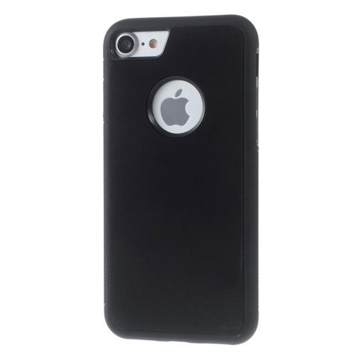 Image of   Apple iPhone 7/8 MYFONLO Anti-Gravity Cover - Sort/æble