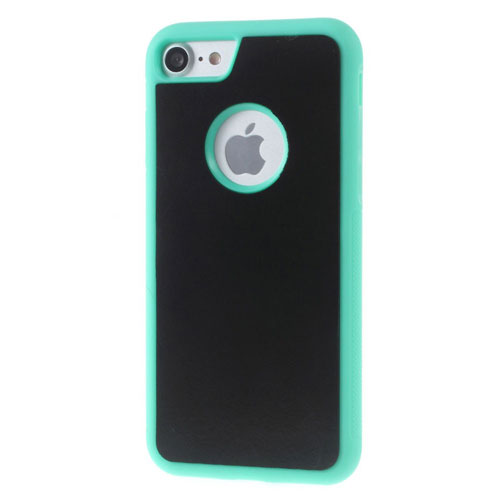 Image of   Apple iPhone 7/8 MYFONLO Anti-Gravity Cover - Cyan/æble