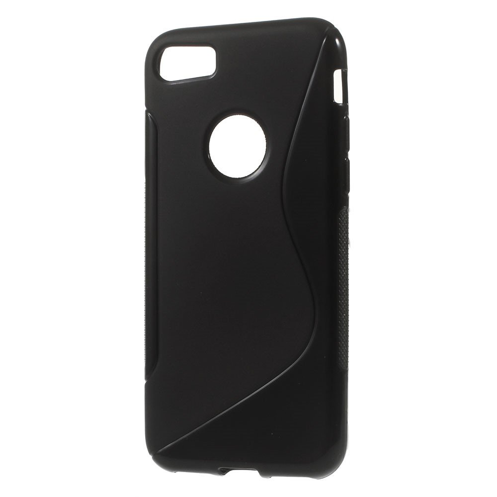 Image of   Apple iPhone 7/8 InCover TPU S shape Cover - Sort