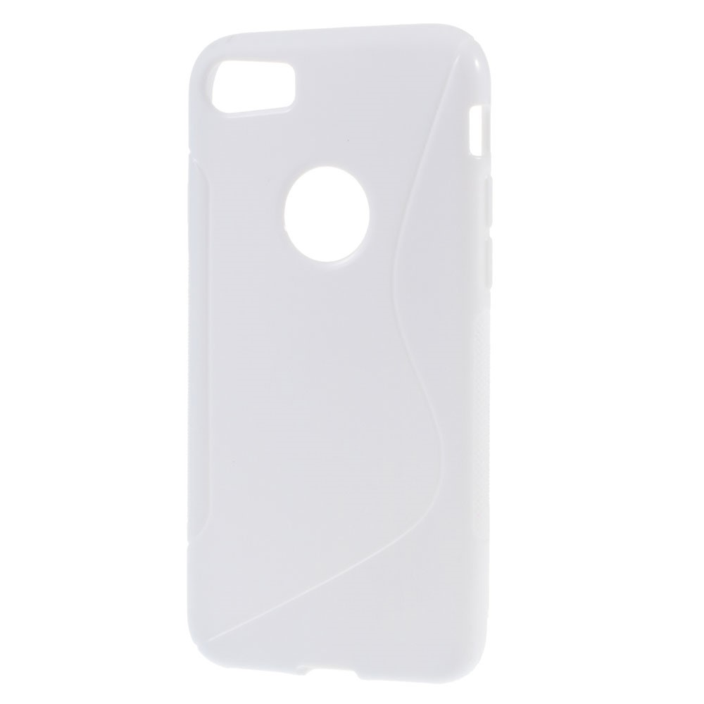 Image of   Apple iPhone 7/8 InCover TPU S shape Cover - Hvid