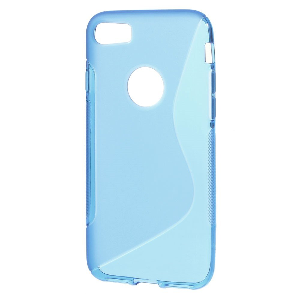 Image of   Apple iPhone 7/8 InCover TPU S shape Cover - Blå