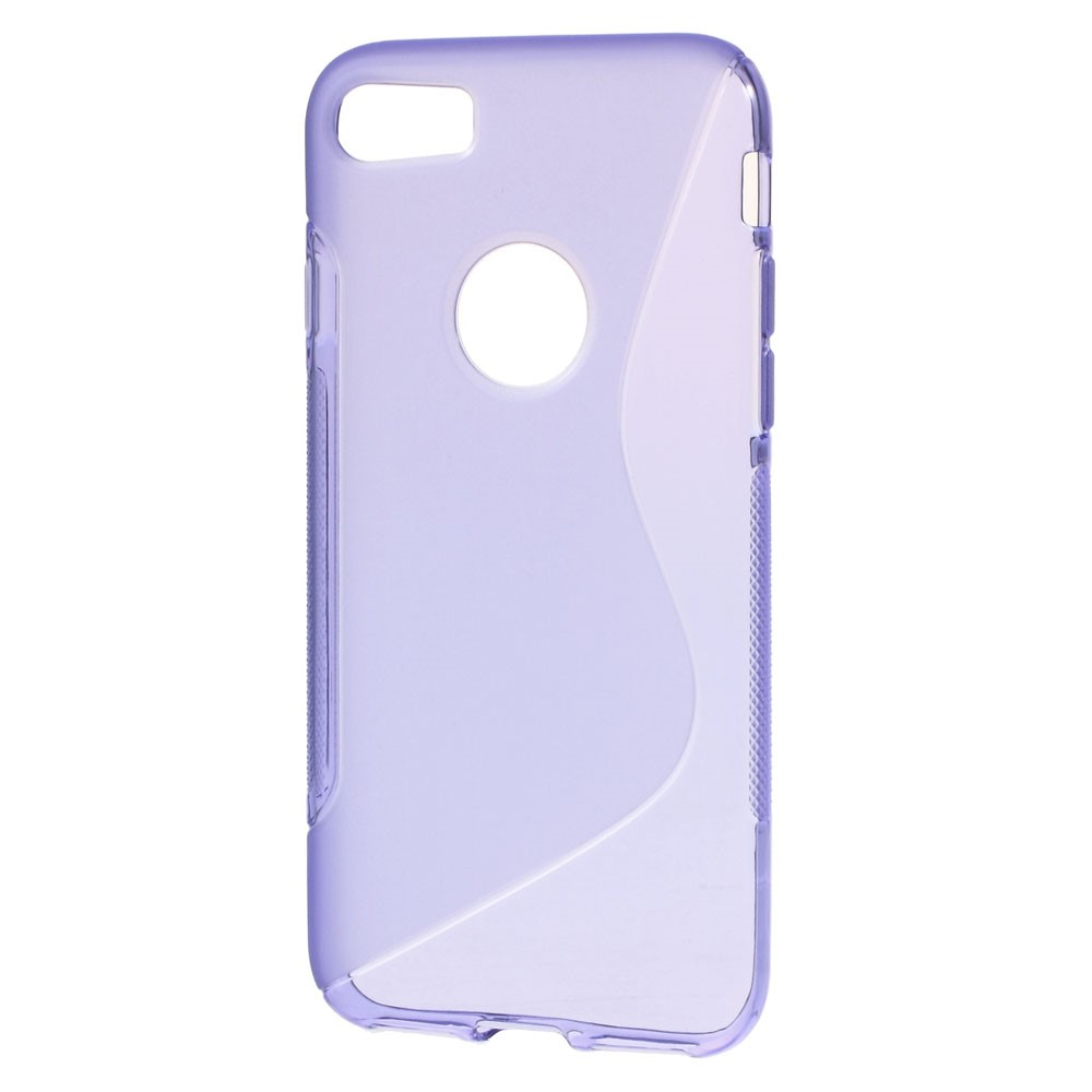 Image of   Apple iPhone 7/8 InCover TPU S shape Cover - Lilla