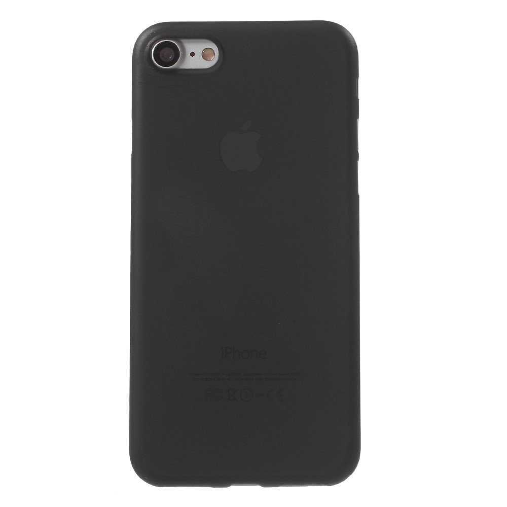 Image of   Apple iPhone 7/8 InCover Ultra Thin Plastik Cover - Sort