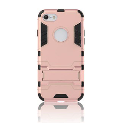Image of   Apple iPhone 7/8 InCover TPU Hybrid Cover - Rosa/guld