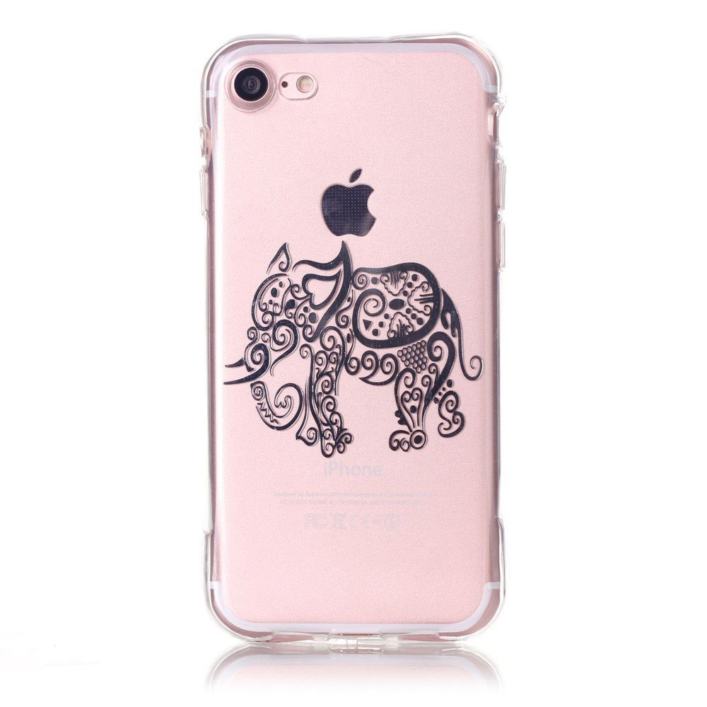 Image of   Apple iPhone 7/8 InCover TPU Cover - Elefant