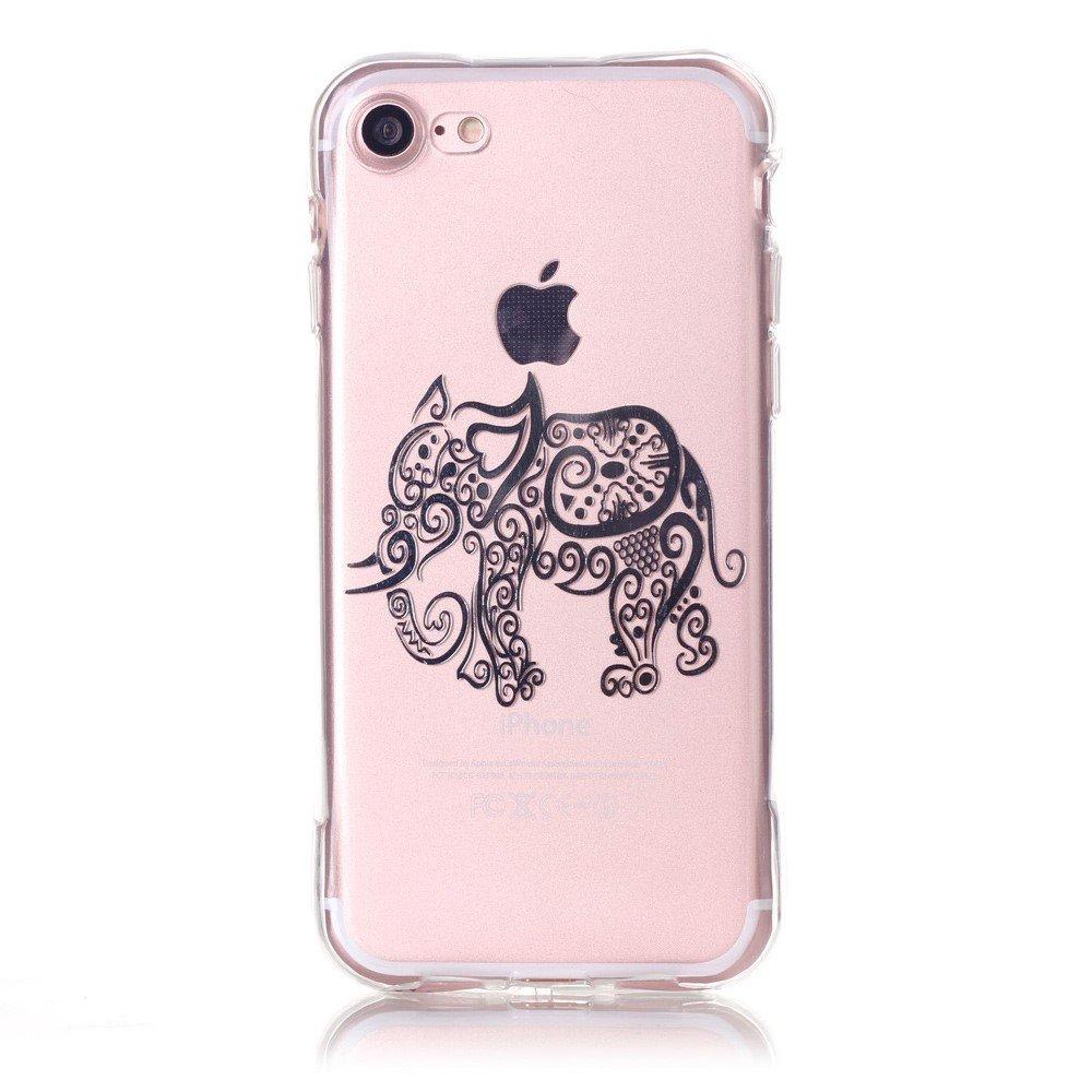 Billede af Apple iPhone 7/8 InCover TPU Cover - Elefant