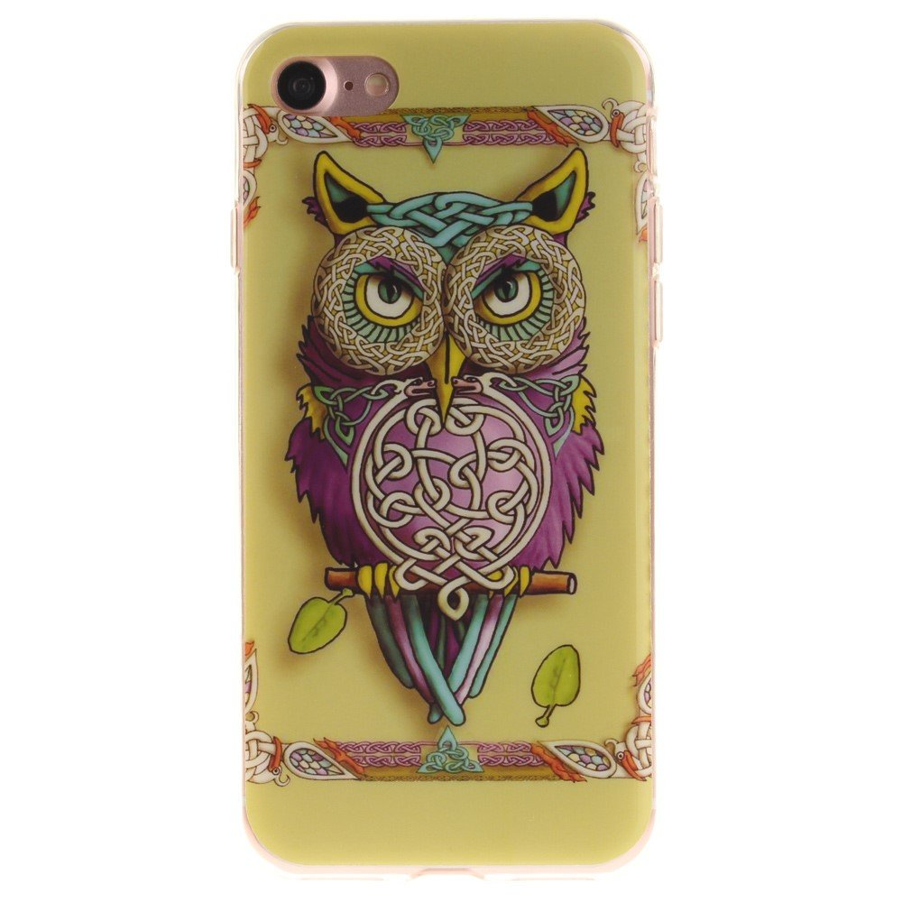 Image of   Apple iPhone 7/8 InCover TPU Cover - Ugle