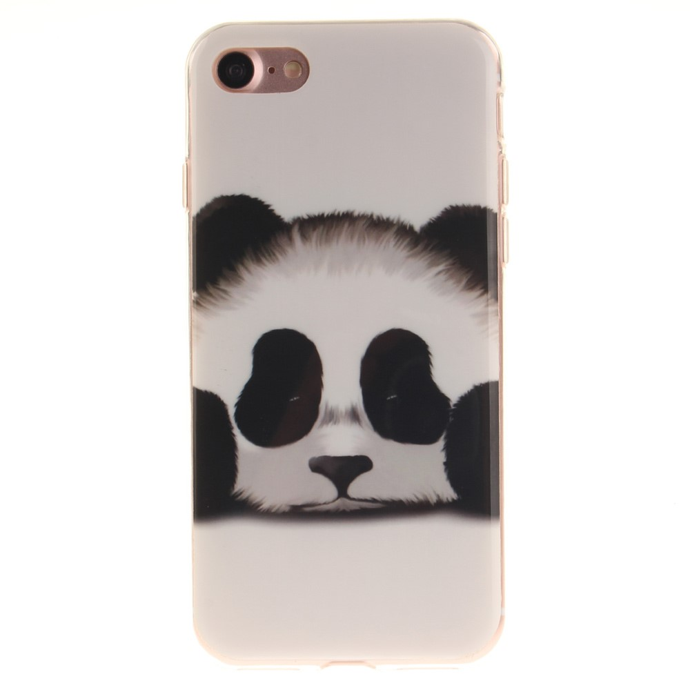 Image of   Apple iPhone 7/8 InCover TPU Cover - Panda