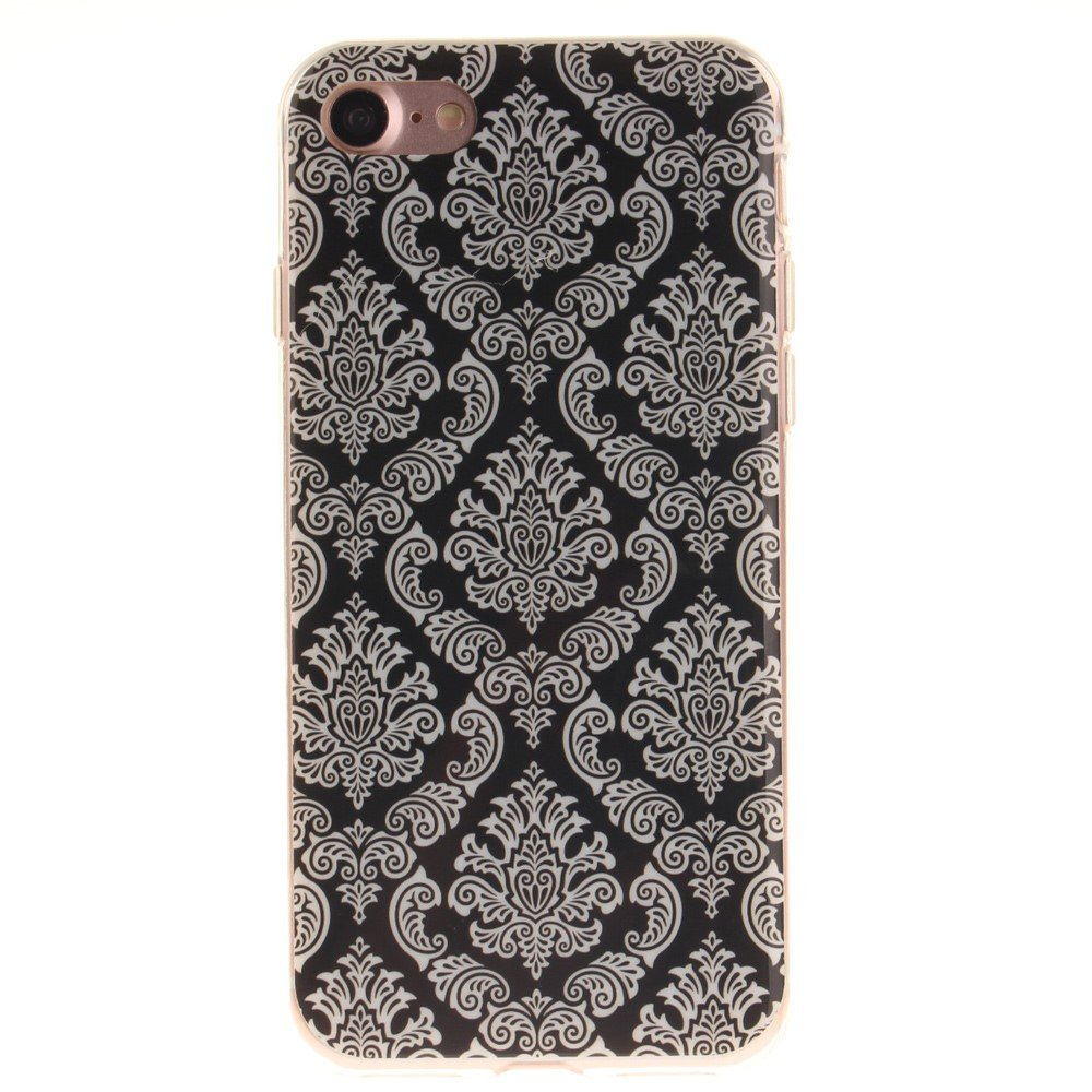 Image of   Apple iPhone 7/8 InCover TPU Cover - Smukt mønster