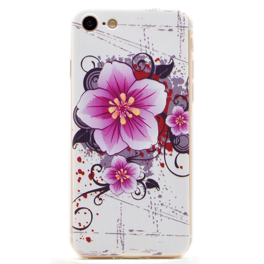 Image of   Apple iPhone 7/8 InCover TPU Cover - Vivid Flower
