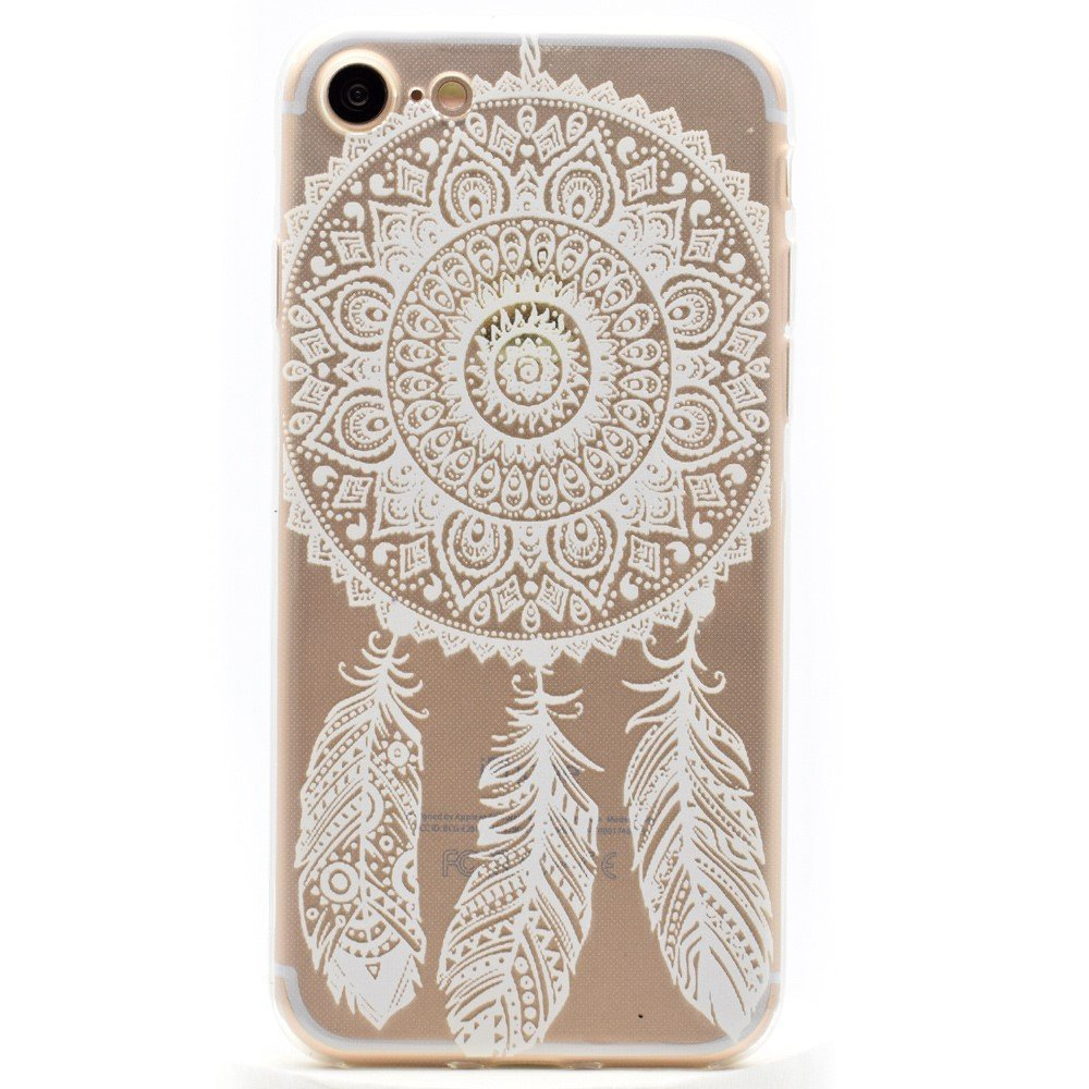 Image of   Apple iPhone 7/8 InCover TPU Cover - Henna drømmefanger