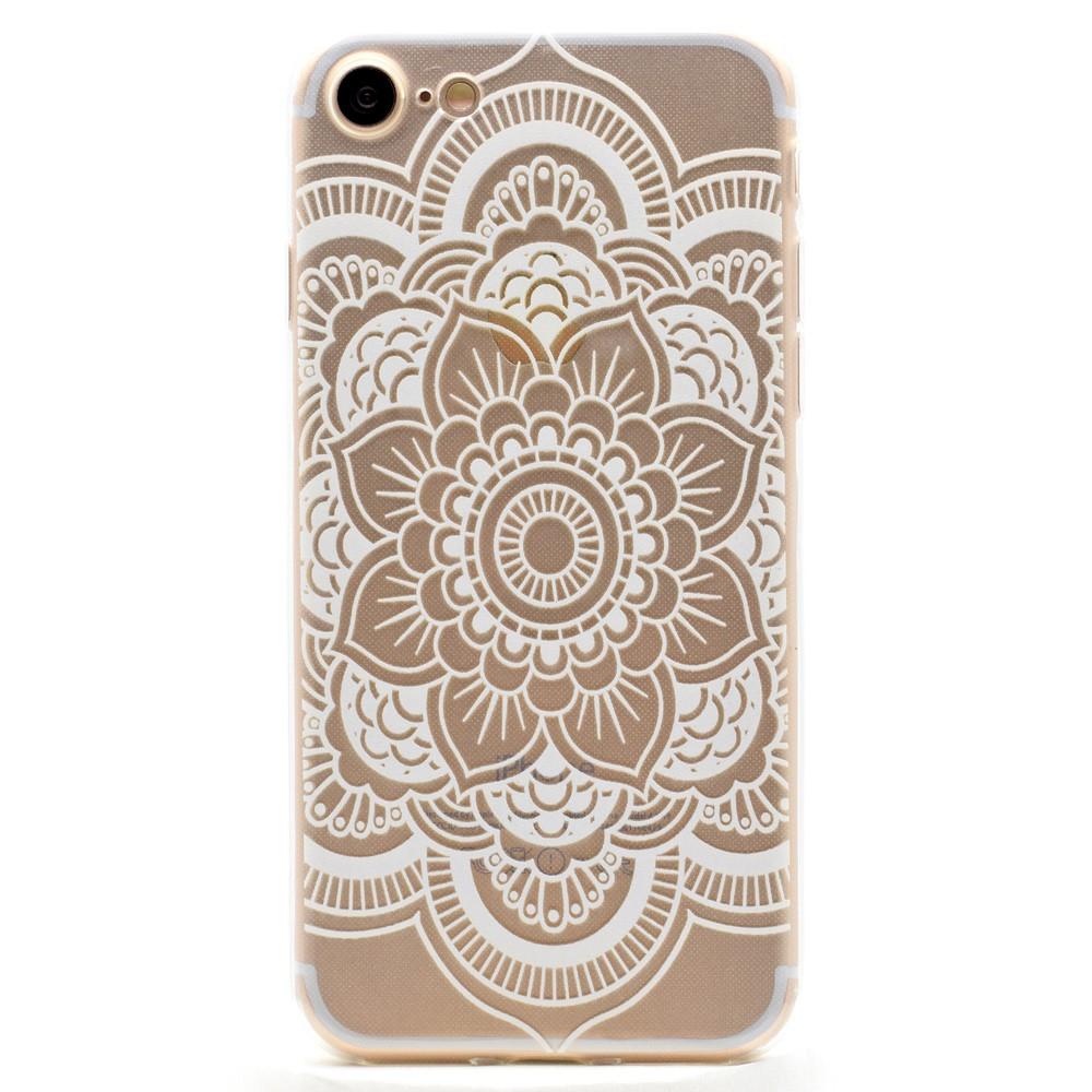 Billede af Apple iPhone 7/8 InCover TPU Cover - Henna blomst