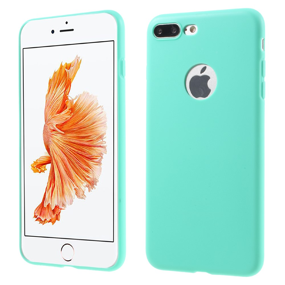 Billede af Apple iPhone 7/8 Plus InCover TPU Cover - Baby Blå