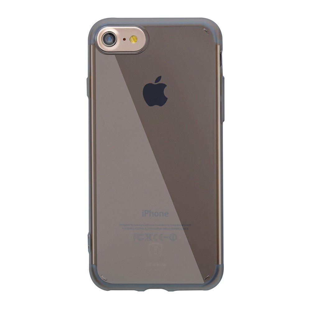 Billede af Apple iPhone 7/8 InCover TPU Transparent Cover - Sort
