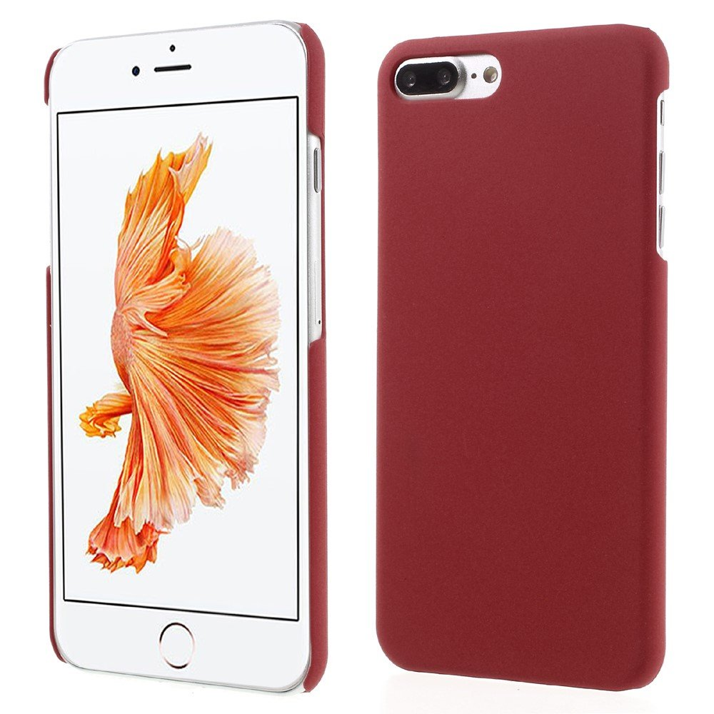 Image of   Apple iPhone 7/8 Plus InCover Plastik Cover - Mat rød