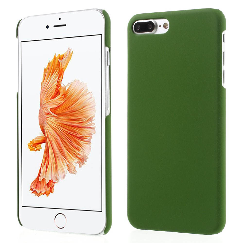 Image of   Apple iPhone 7/8 Plus InCover Plastik Cover - Mat grøn