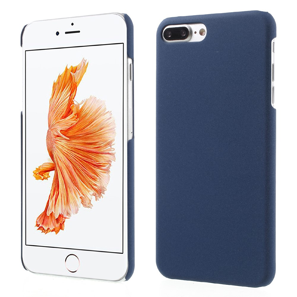 Billede af Apple iPhone 7/8 Plus InCover Plastik Cover - Mat mørk blå