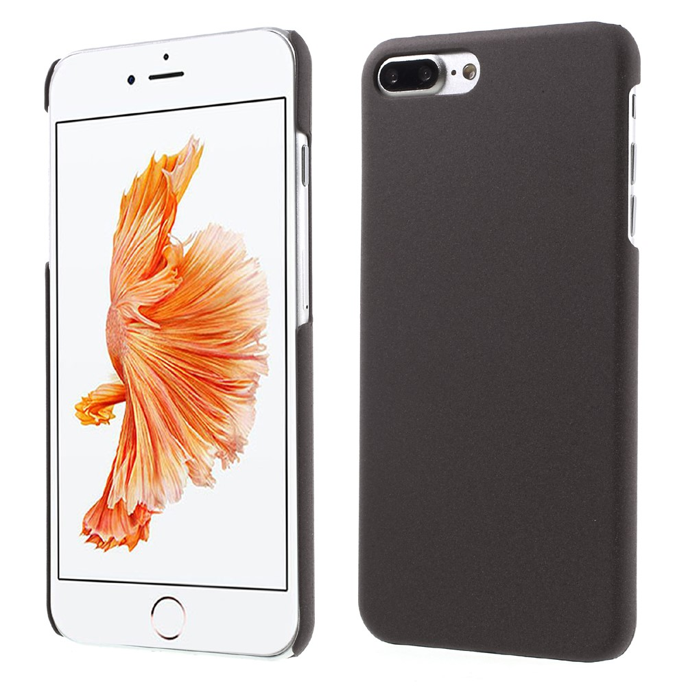 Billede af Apple iPhone 7/8 Plus InCover Plastik Cover - Mat brun