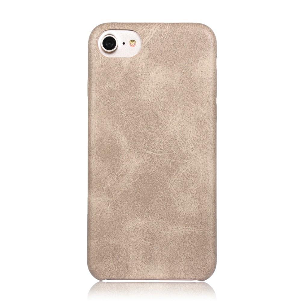 Image of   Apple iPhone 7/8 InCover PU læder Cover - Grå