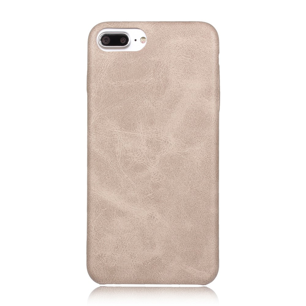 Image of   Apple iPhone 7/8 Plus InCover PU læder Cover - Grå