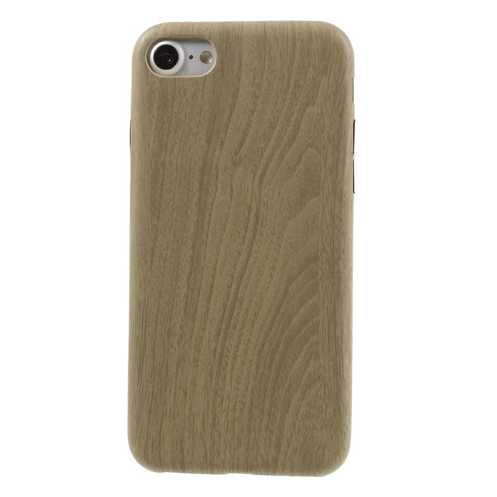 Image of   Apple iPhone 7/8 InCover Plastik TræCover - Khaki