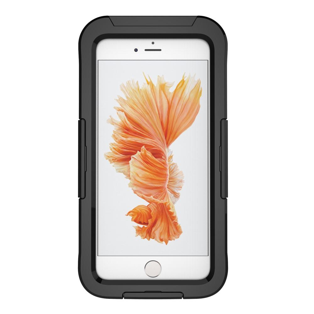 Apple iPhone 7/8 InCover Vandtæt Cover - Sort