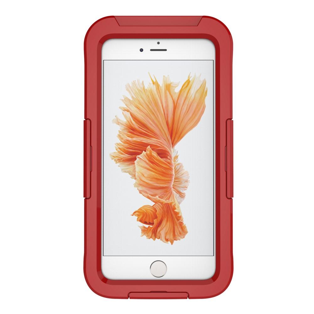 Apple iPhone 7/8 InCover Vandtæt Cover - Rød
