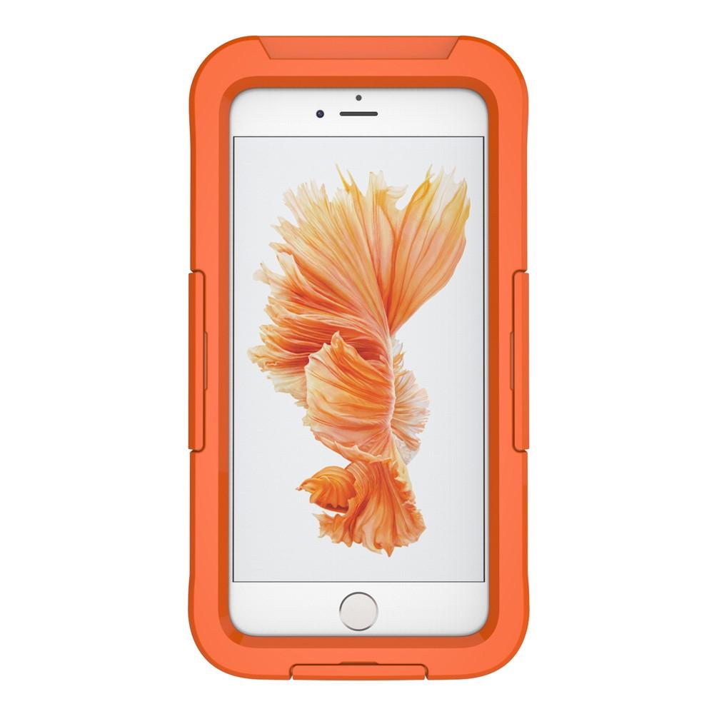 Apple iPhone 7/8 InCover Vandtæt Cover - Orange