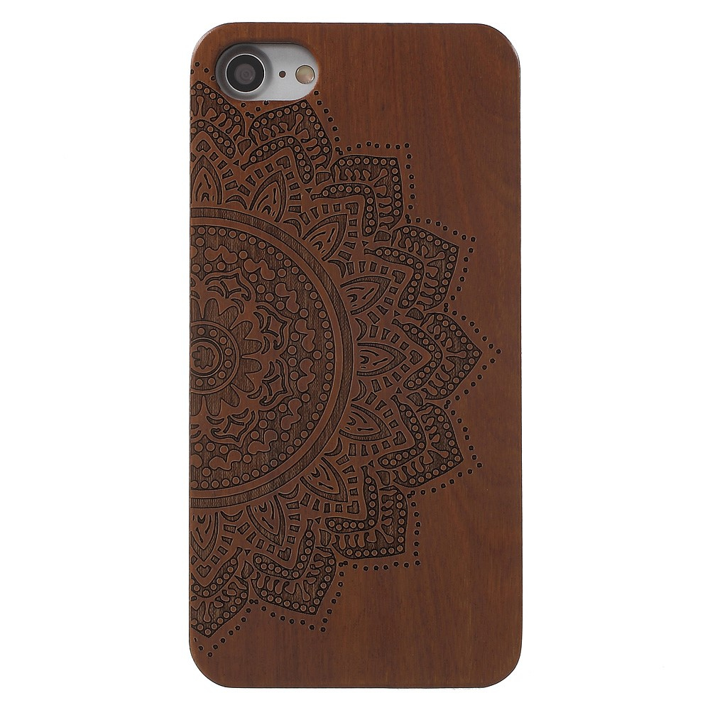 Image of   Apple iPhone 7/8 TræCover m. Design - Mandala Flower